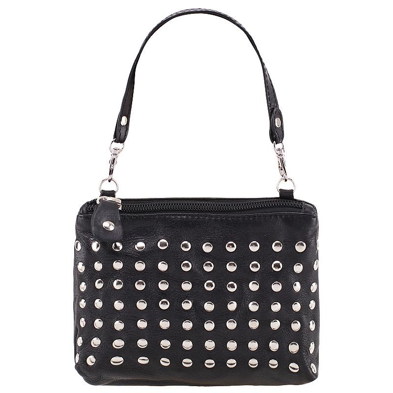 Женская сумка, черная, Marina Creazioni, Италия.  Пан Чемодан - интернет...