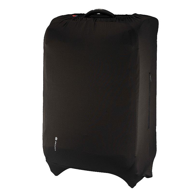 Delsey Чехол для чемодана, черный.