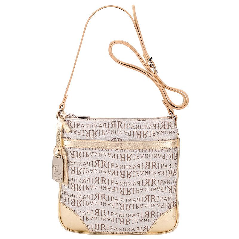 Женская сумка, лого, платина, Ripani, Италия.  Пан Чемодан - интернет...