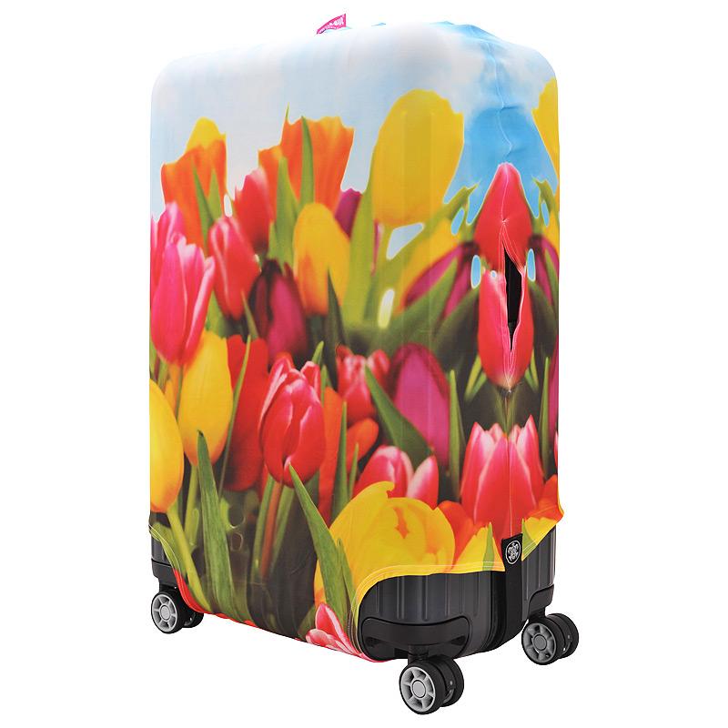 """Многоразовый чехол для чемоданов  """"Экстракейс """" для 4-х"""