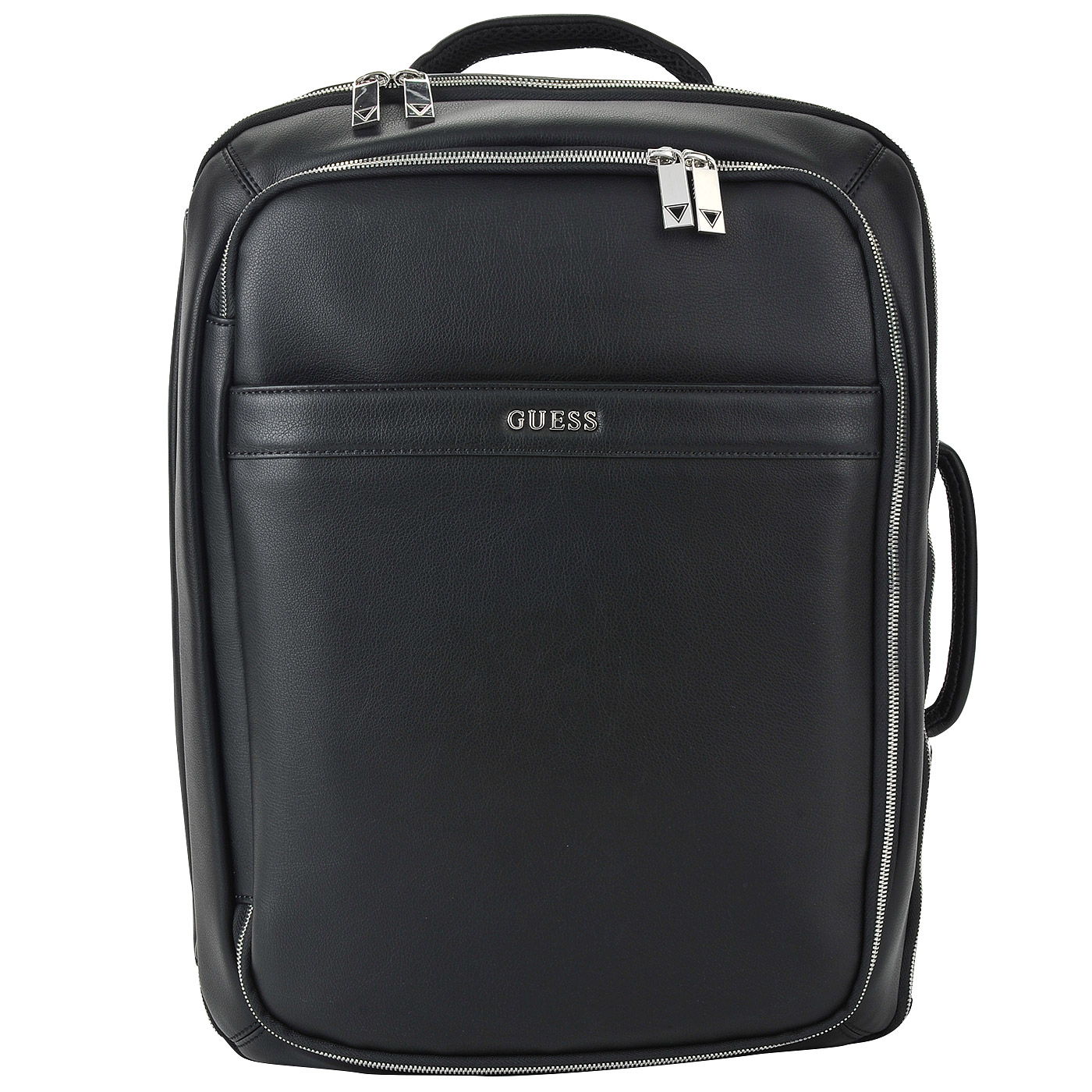 Мужской вместительный рюкзак-трансформер Guess City Мужской вместительный  рюкзак-трансформер Guess City ... b95782d92e6