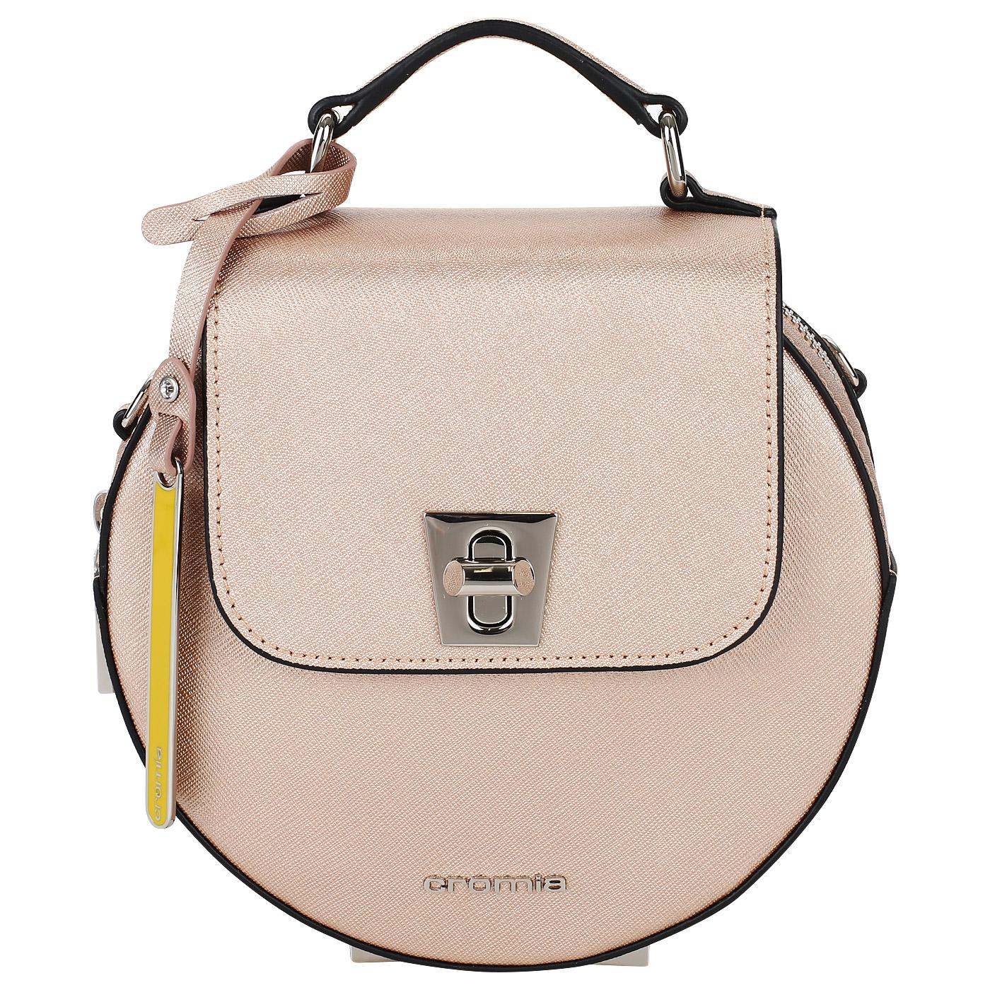 a5e9448a6c33 Круглая сумочка через плечо Cromia Perla Круглая сумочка через плечо Cromia  Perla ...