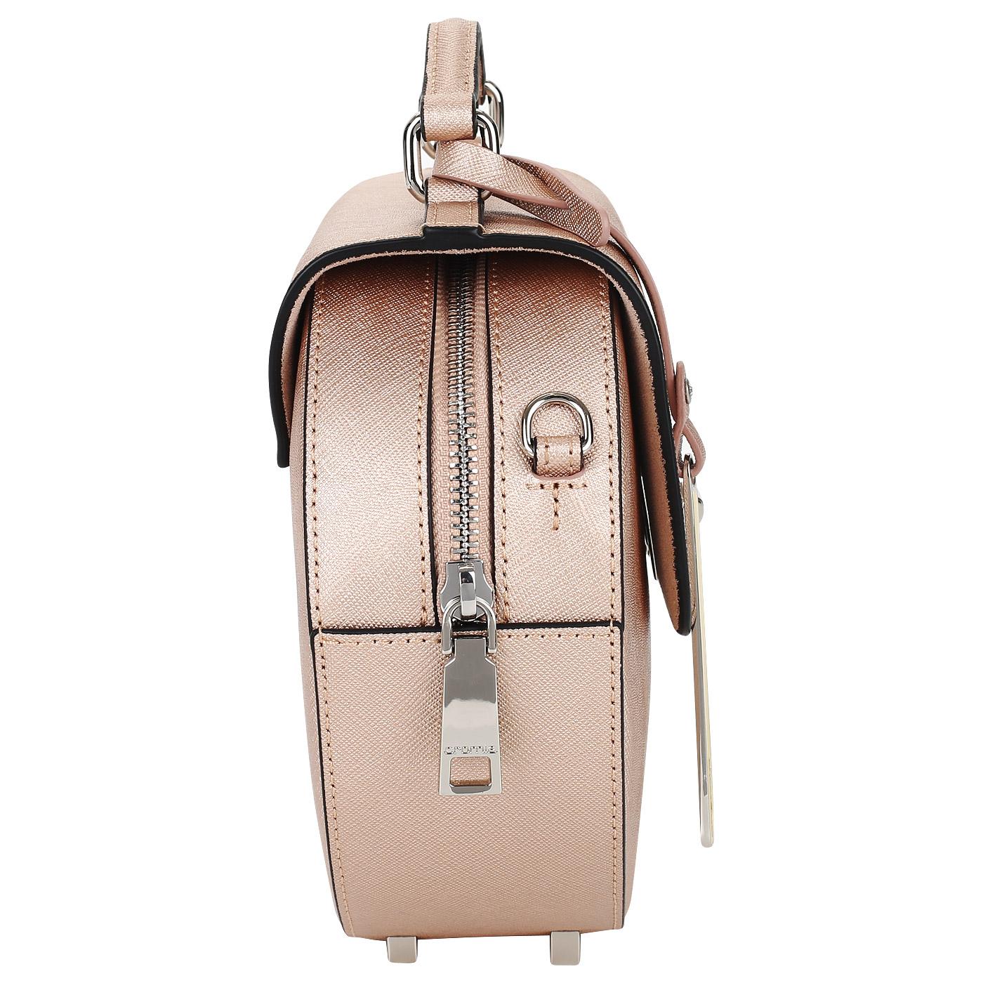 40437d51074f Круглая сумочка через плечо Cromia Perla 1403838_rame ...