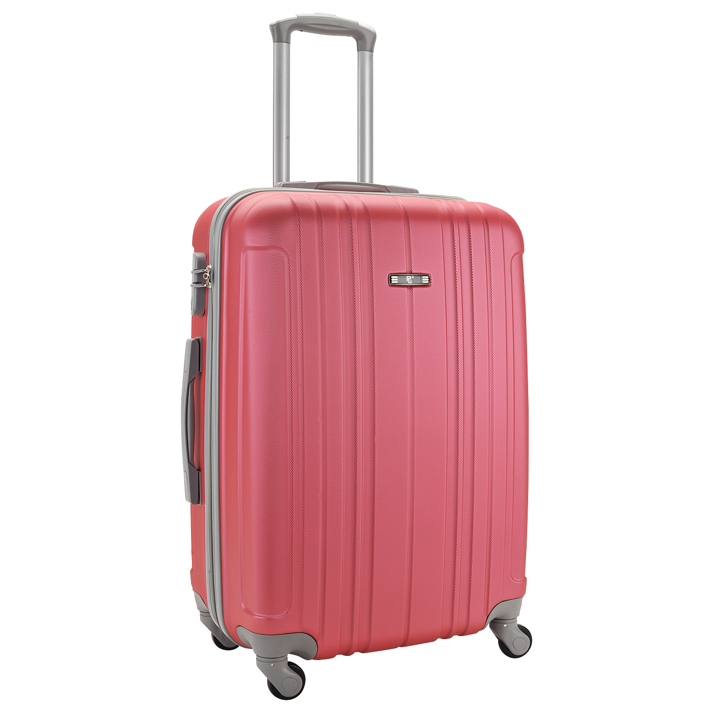 Чемодан на колесах MyxBag MXB-pink-M-i - 2000557764569 розовый ABS ... a90663c7bfe