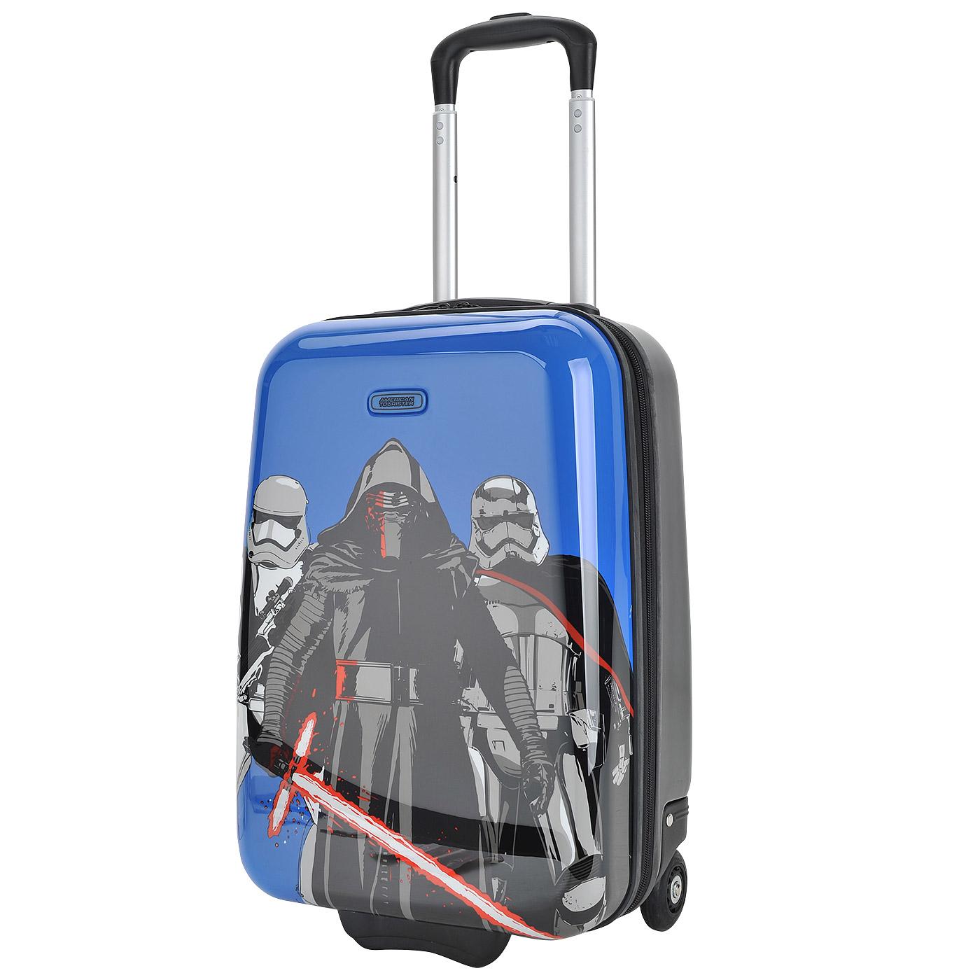 Детский чемодан на колесах American Tourister Star Wars Saga ... 26ceaf16d93
