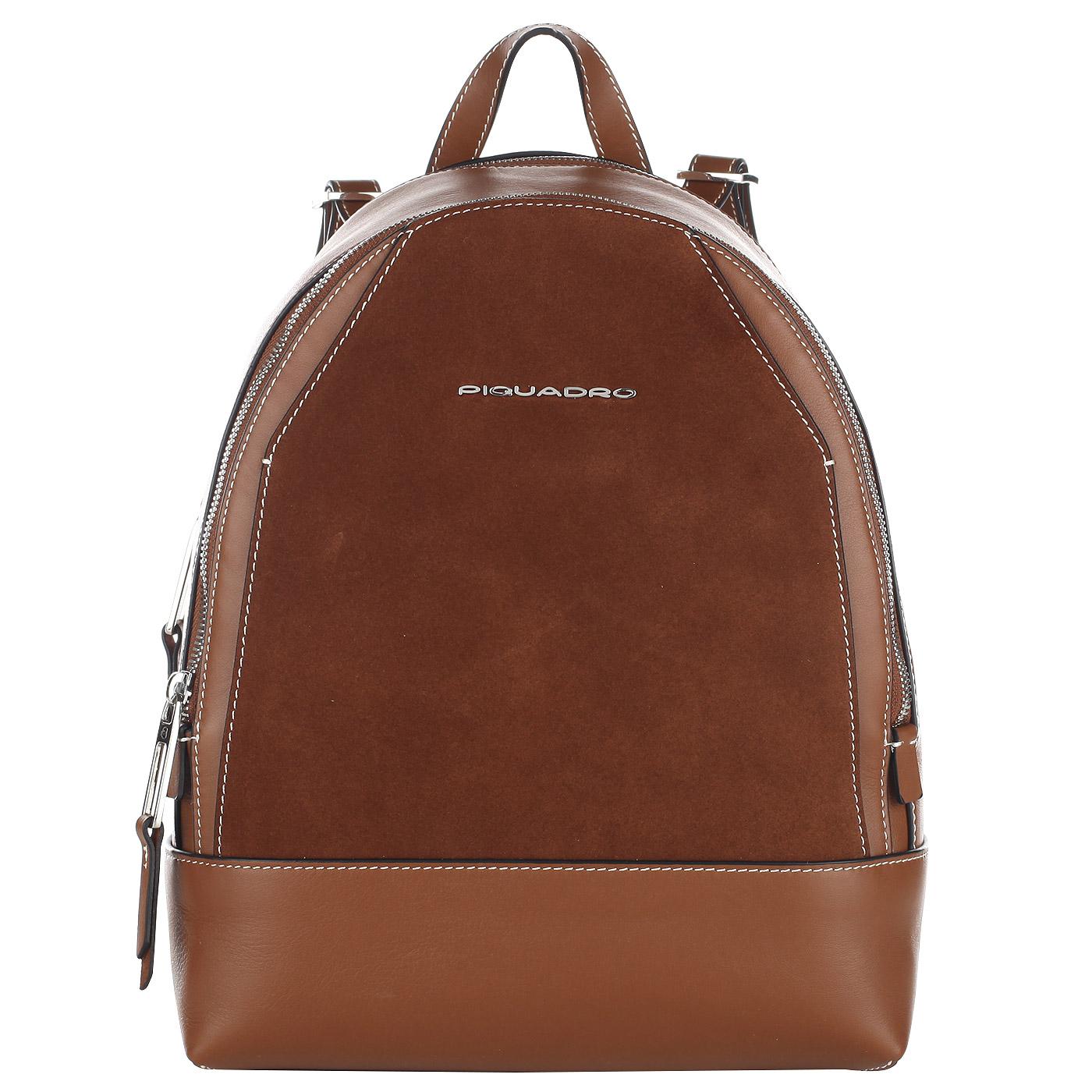 41e78e65a2ba Женский кожаный рюкзак Piquadro Muse CA4327MUS/CU - 2000557802650 ...