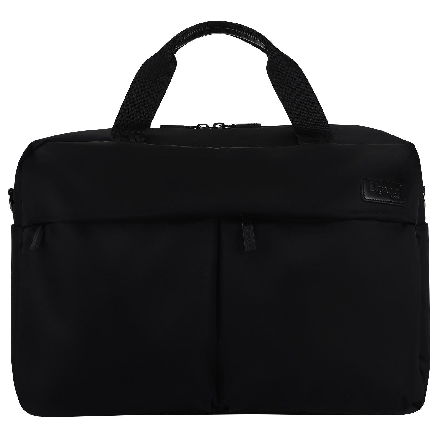 a44a5c012ee6 Черная дорожная сумка Lipault City Plume Черная дорожная сумка Lipault City  Plume ...