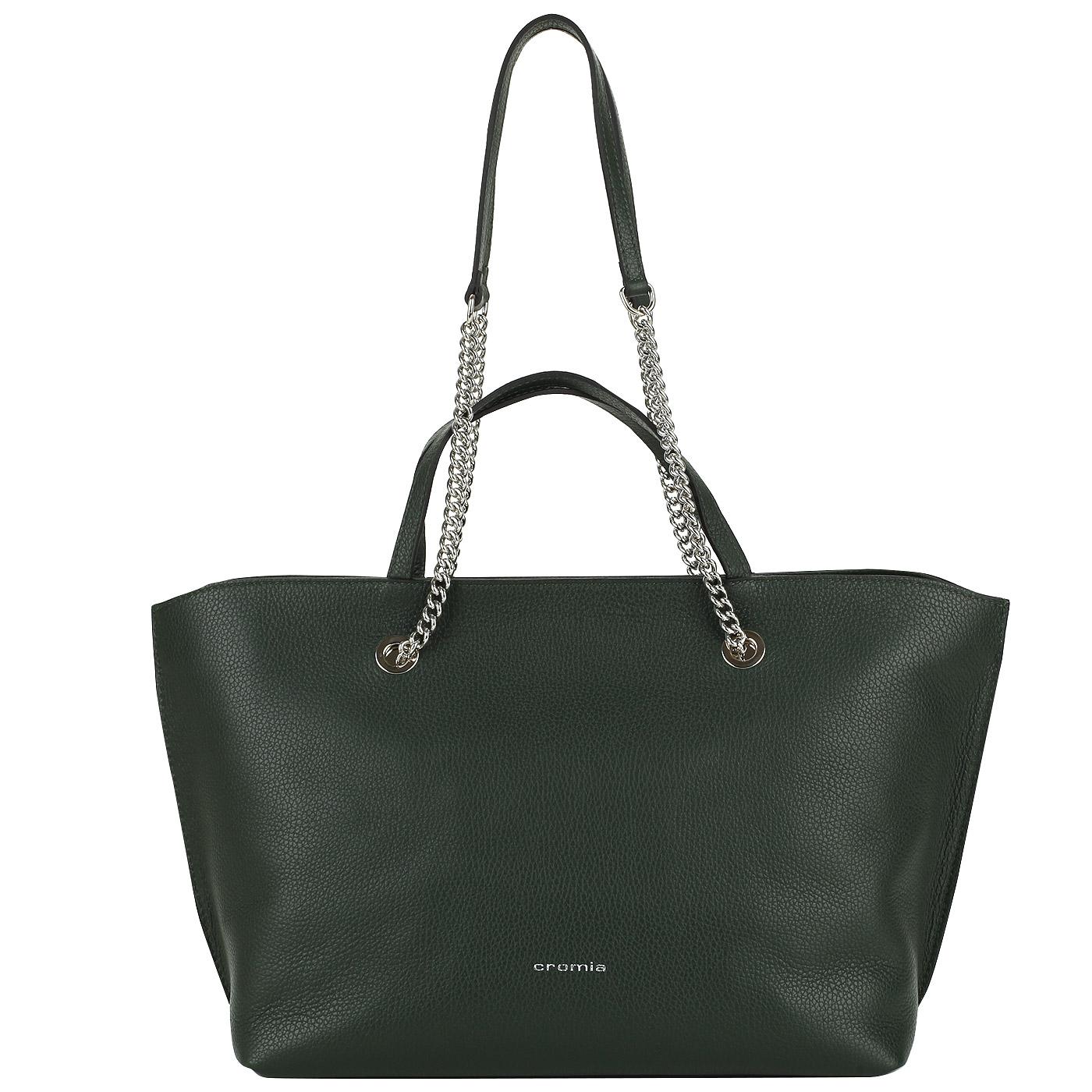 f41265079266 Вместительная кожаная сумка Cromia Corinna Вместительная кожаная сумка  Cromia Corinna ...