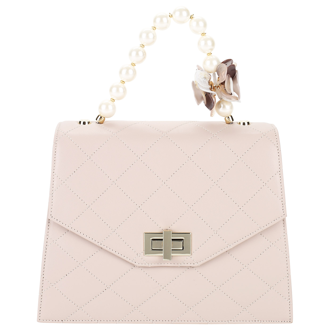 94266e3fd9cc Розовая сумочка из кожи Roberta Gandolfi Clara 1680_0008 ...