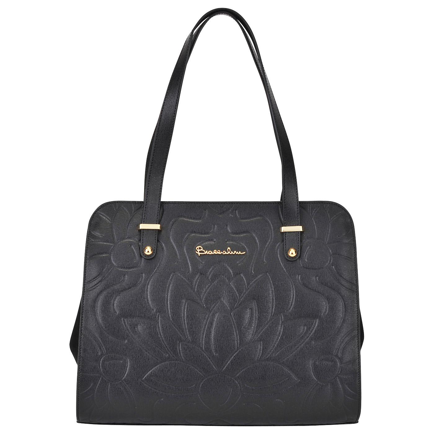 31c8ed961e0b Женская кожаная сумка Braccialini Silvia Женская кожаная сумка Braccialini  Silvia ...