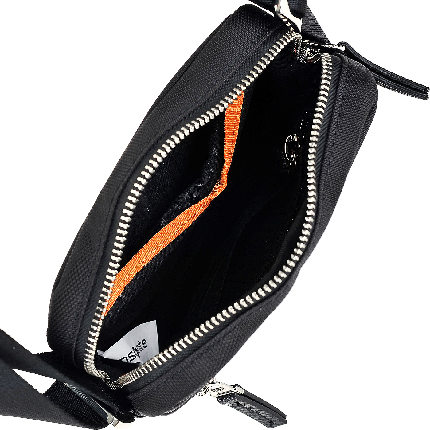 94d576d039b2 ... Практичная текстильная сумка через плечо Samsonite Hip-Class ...
