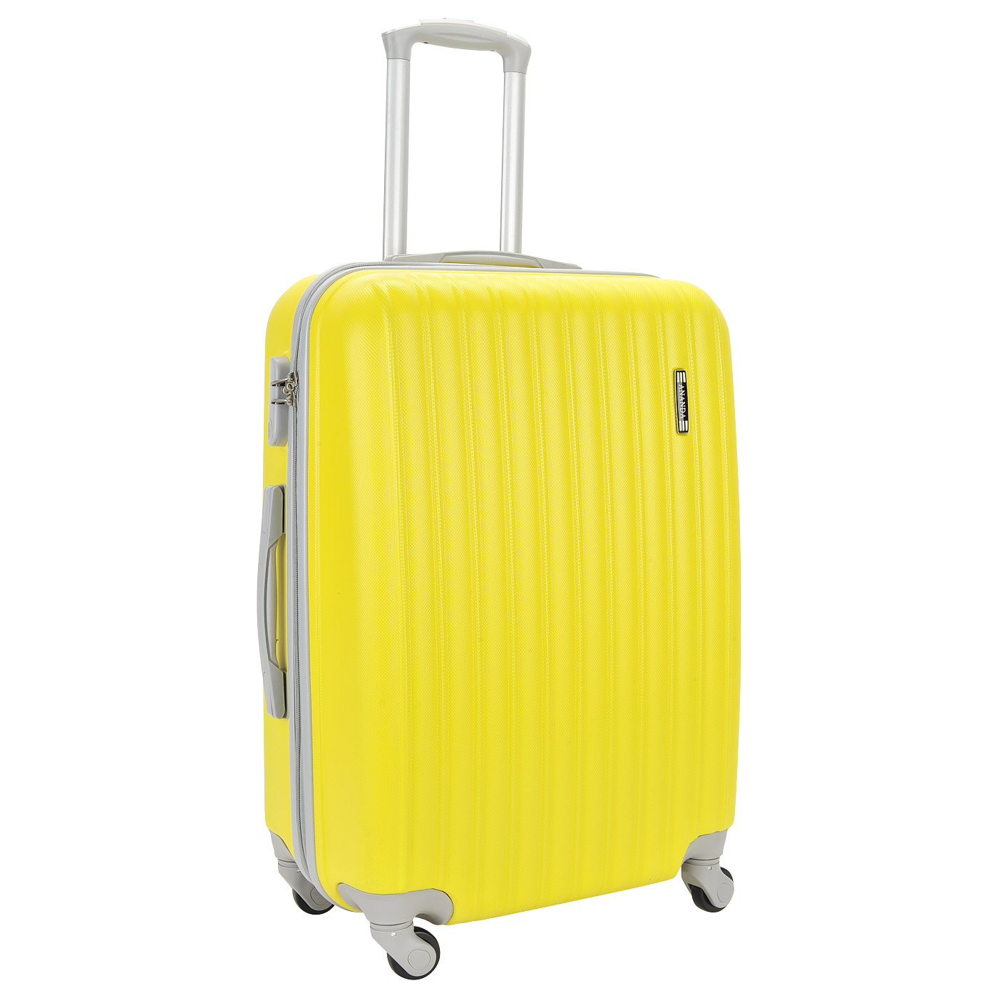 Чемодан на колесах MyxBag MXB-yellow-M-i - 2000557764415 желтый ABS ... 05a593812a0