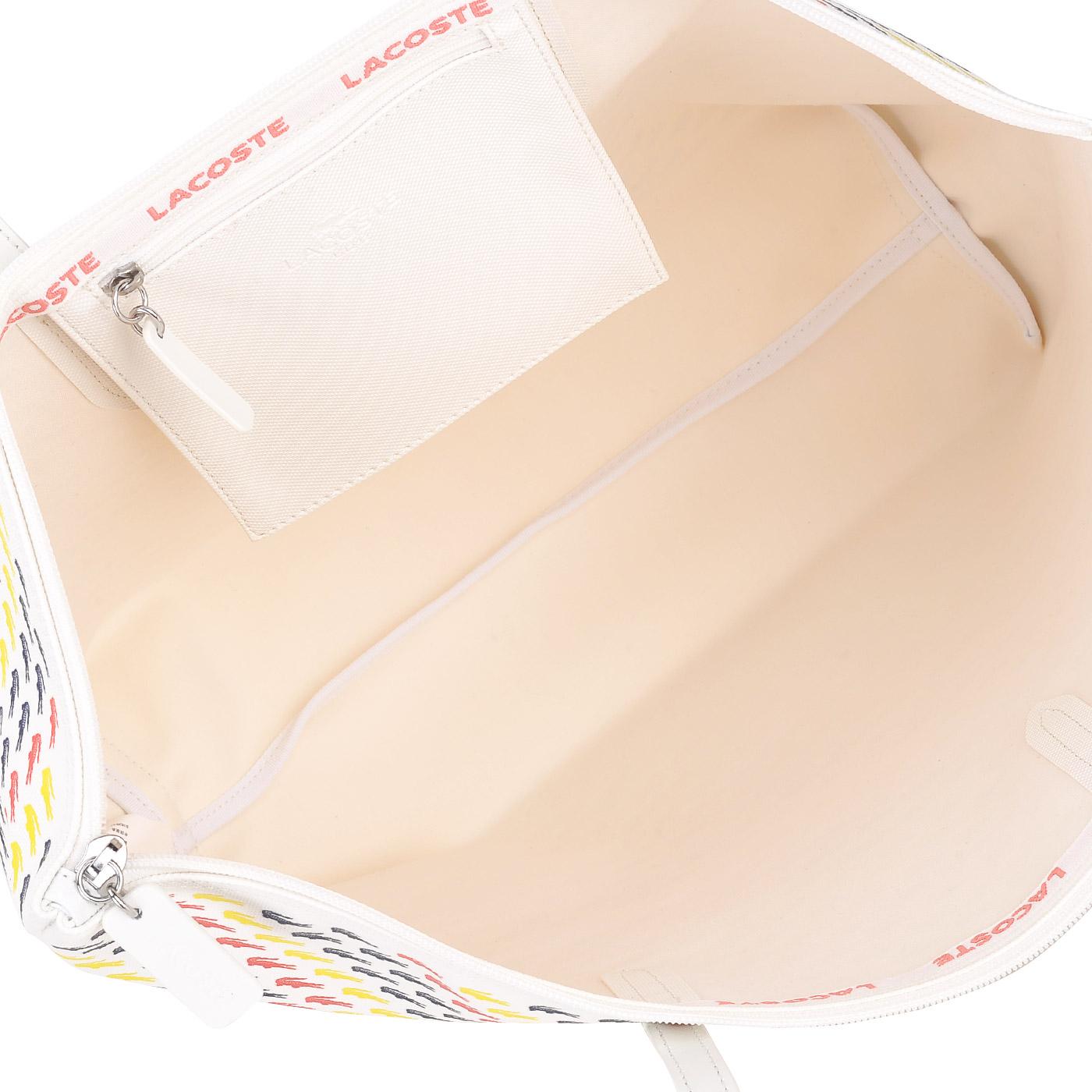 6fd5a019a672 Женская сумка Lacoste L.12.12 Concept Croc NF1556CX815 ...