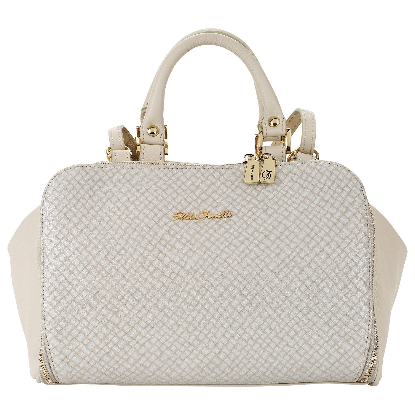 62825d114ef5 Женская сумка с тремя отделами и ремешком Gilda Tonelli Adria ...
