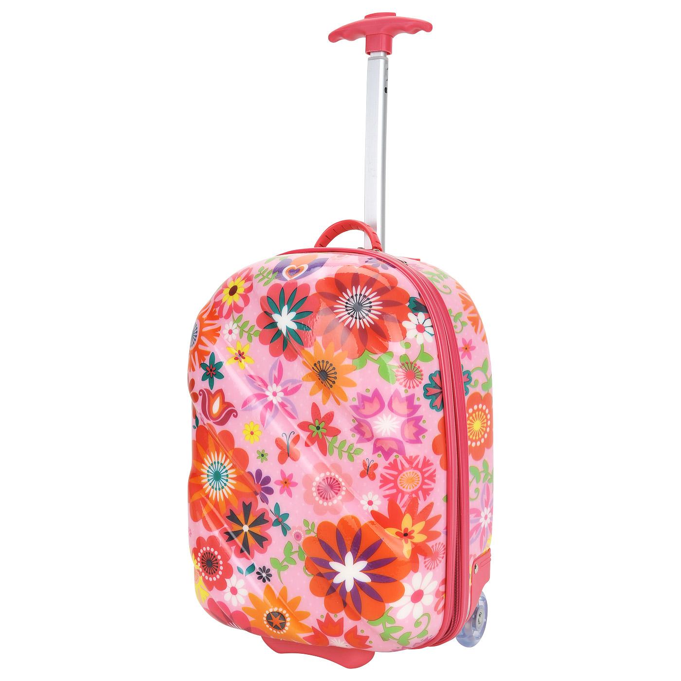 Купить детский чемодан в Москве
