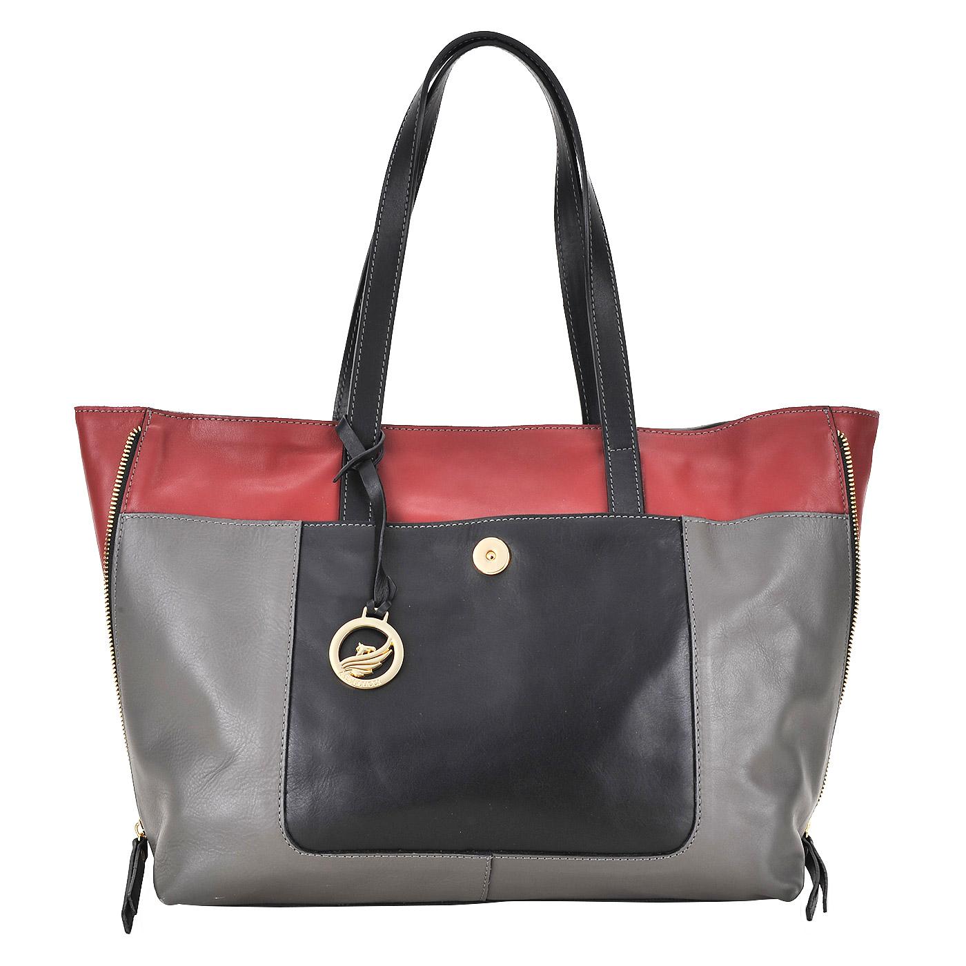 СумкаКлассические сумки<br>Закрывается на молнию и на магнитную кнопку. Внутри одно отделение, в котором карман на молнии и два кармашка для мелочей. Снаружи на передней стенке сумки карман.<br><br>count_sale: 0<br>new: 1<br>sale: 0