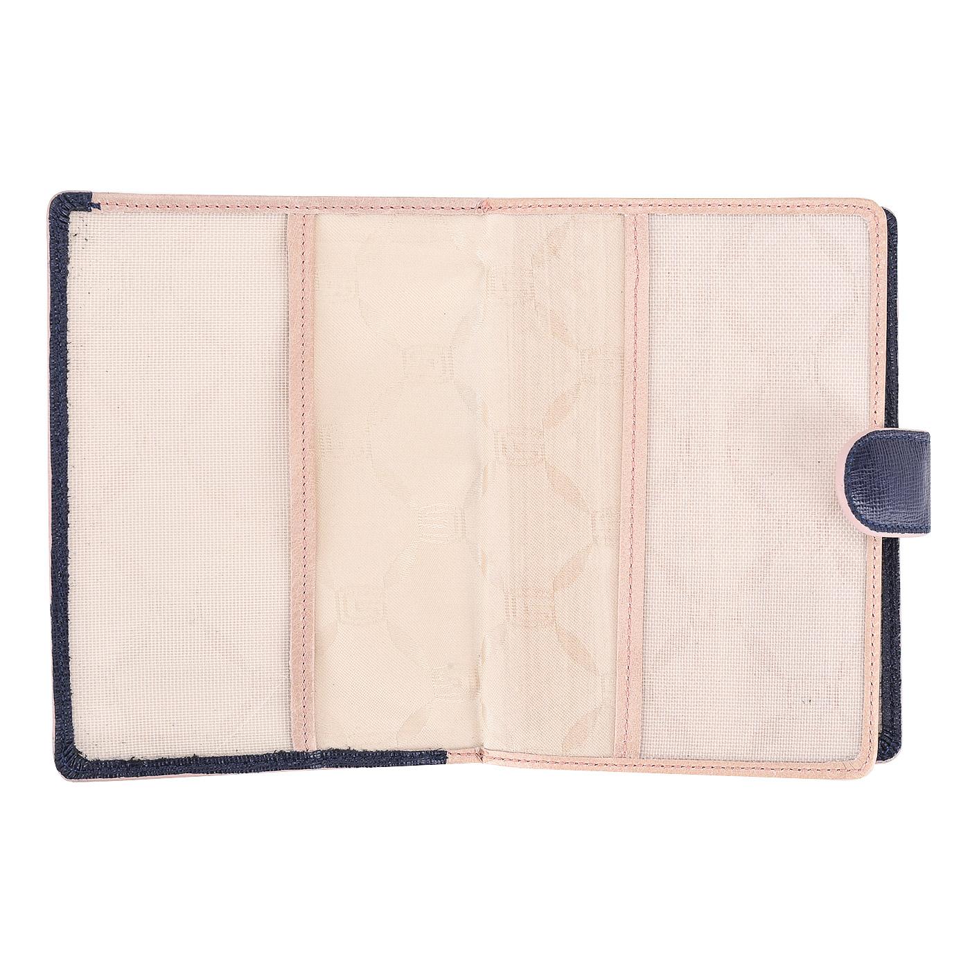 Обложка для паспорта и автодокументов от Пан Чемодан