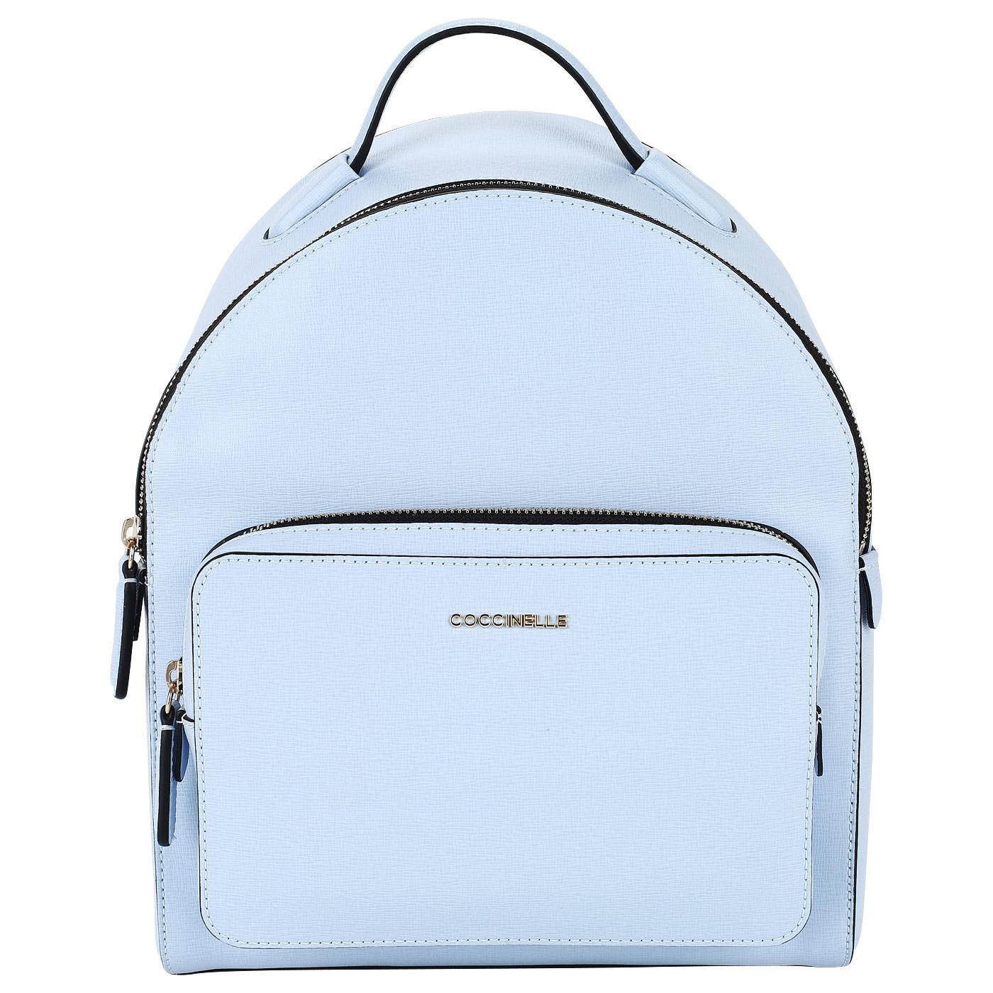 Женский городской рюкзак на молнии Coccinelle Yamilet BF5 14 01 ... 5ce5cf99ff9