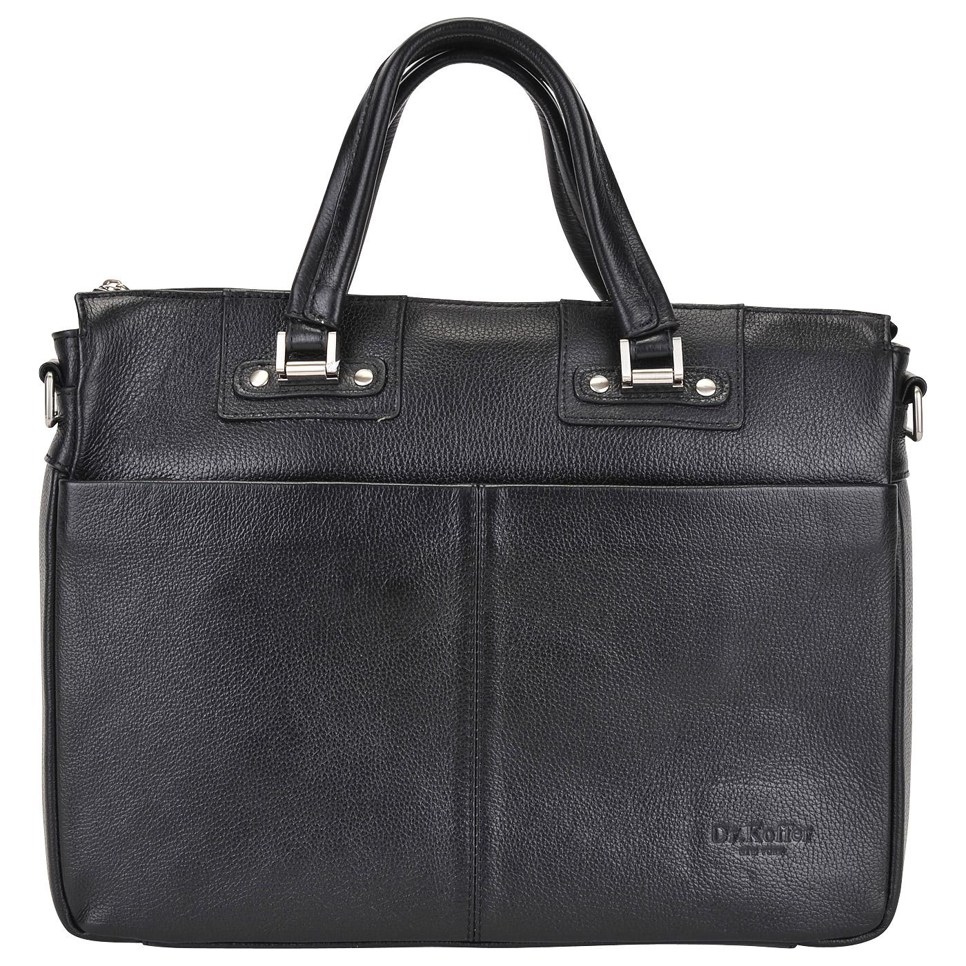 89a37ffb6c67 Мужская кожаная деловая сумка Dr. Koffer B402388-220-04 ...