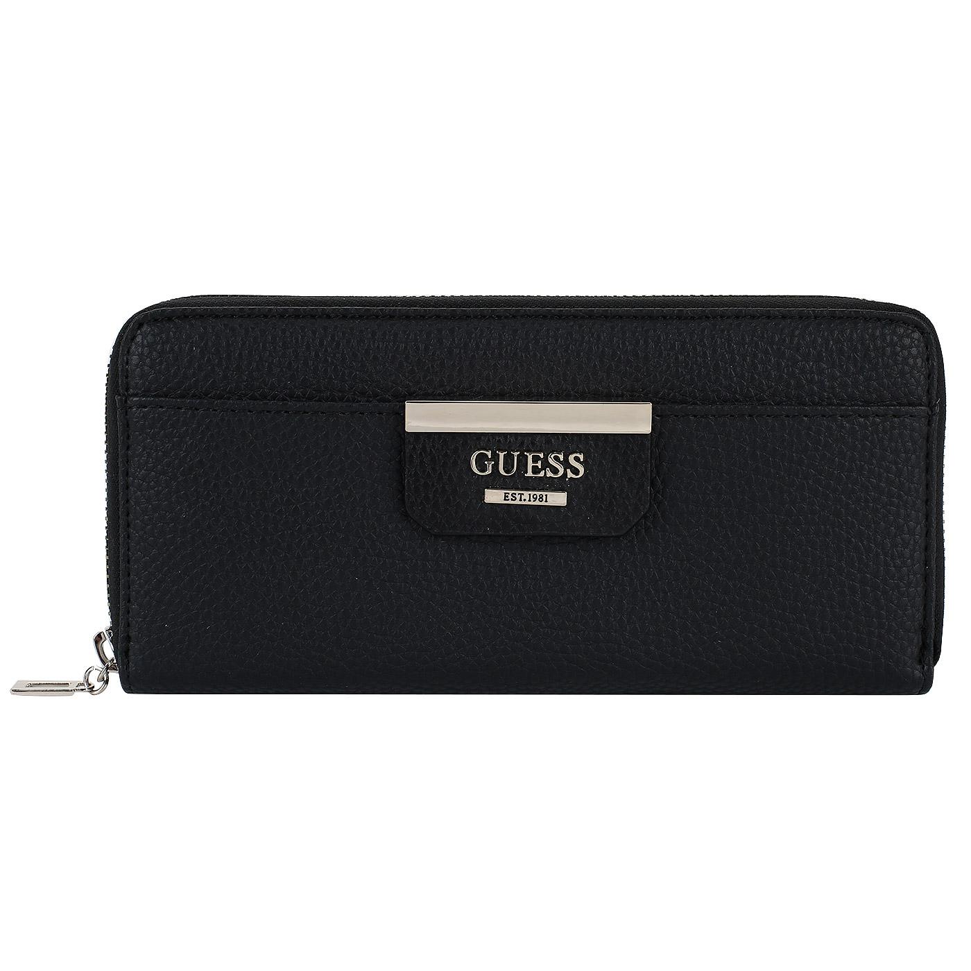 b2909c652949 Женское портмоне с ремешком для запястья Guess Bobbi SWFB64 ...