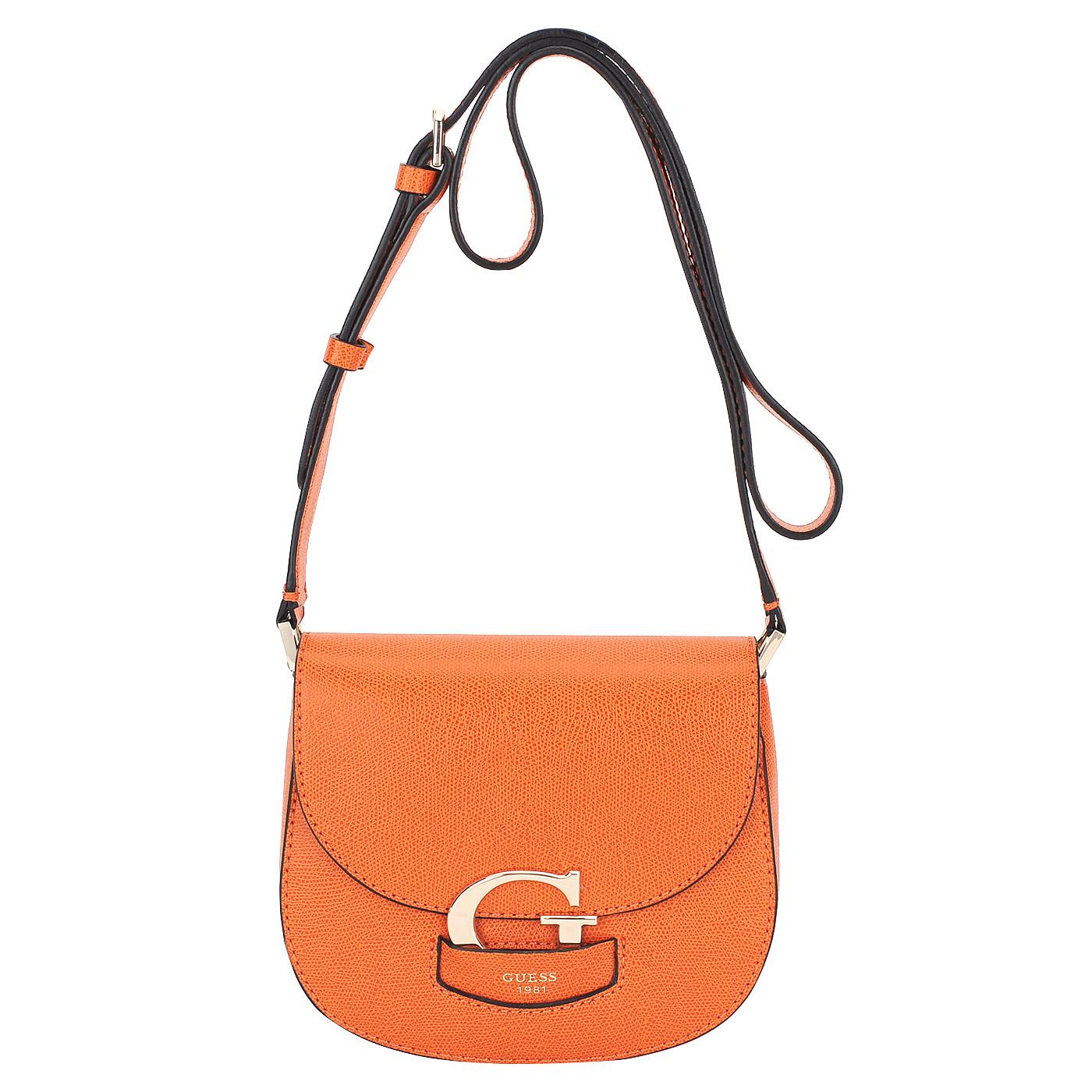 Женская сумка через плечо Guess