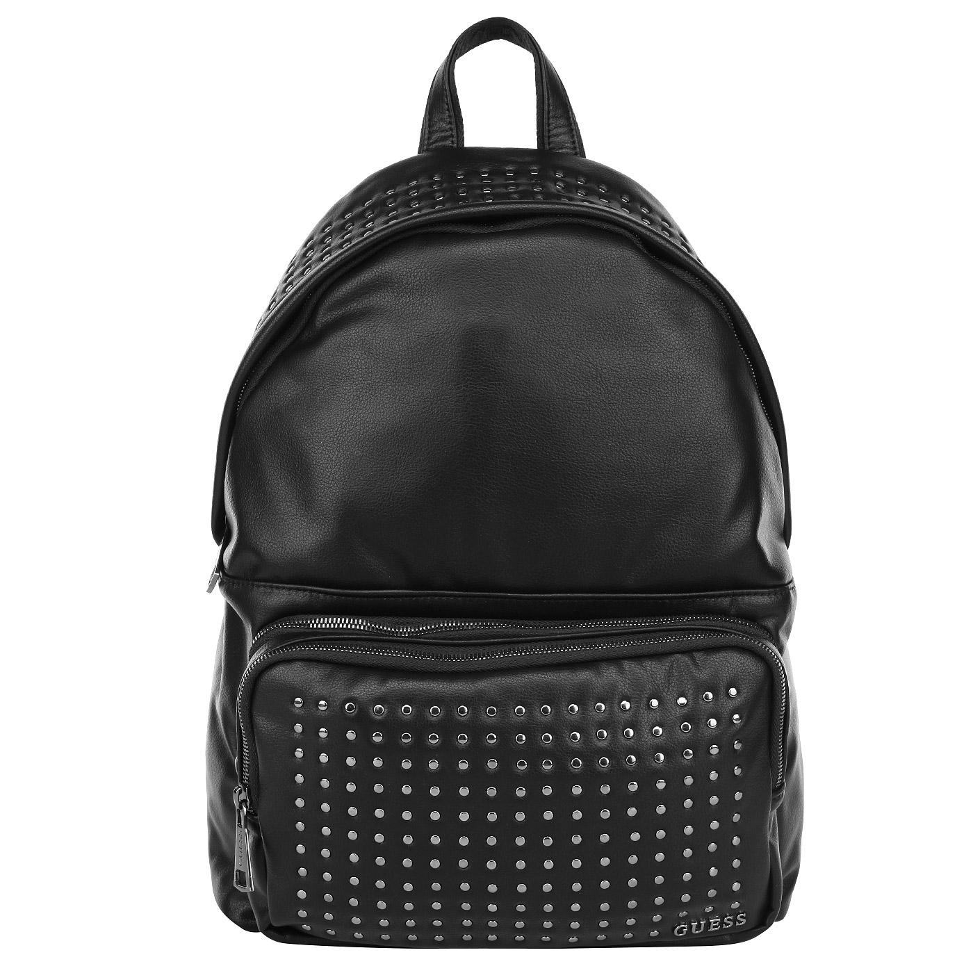d31b8affcf97 Вместительный мужской рюкзак с отделением для ноутбука Guess HM6131 ...