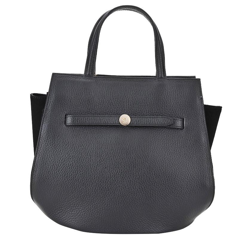 СумкаКлассические сумки<br>Модель выполнена из натуральной кожи. Сочетается с любым стилем одежды и актуальна для любой ситуации. Съемный регулируемый плечевой ремешок. Закрывается на молнию. Внутри одно отделение, в котором карман на молнии.<br><br>count_sale: 0<br>new: 1<br>sale: 0