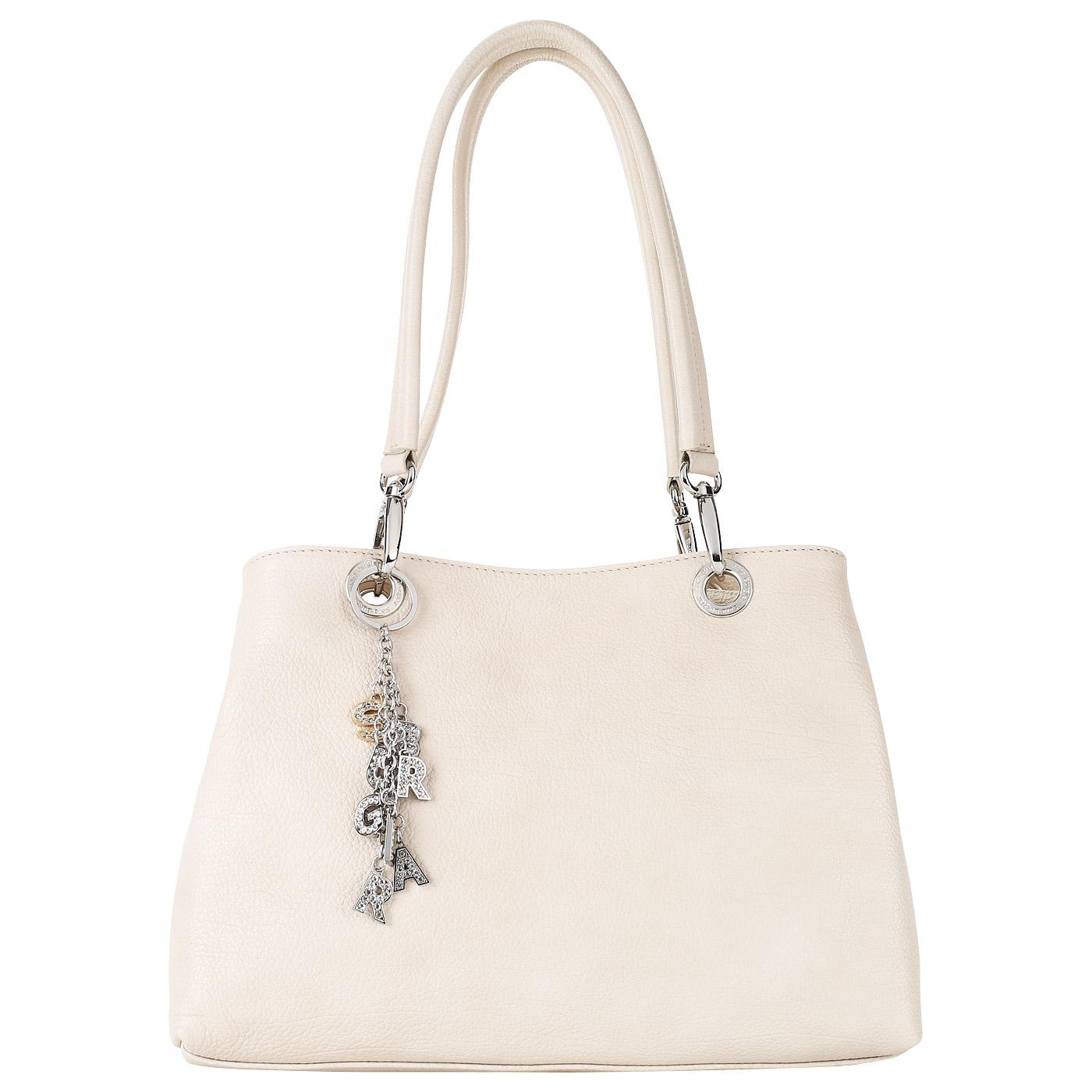 6bf10dc3bbf7 ... Женская сумка из натуральной кожи Sara Burglar Ariel seul ...