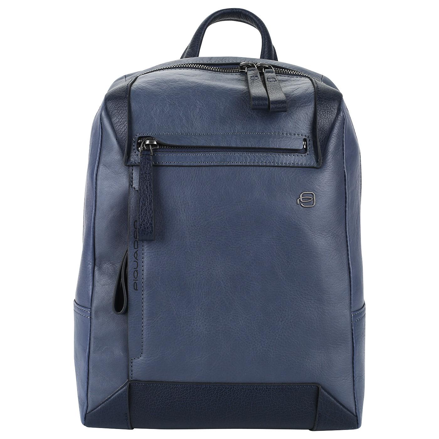 91e4a2f64ce8 Деловой рюкзак из натуральной кожи Piquadro Pan BD4300S94/AV ...
