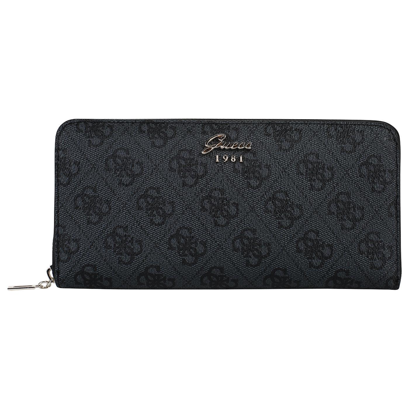 1f2f209a458f Женское портмоне с ремешком на запястье Guess Jayne SWSG69 ...