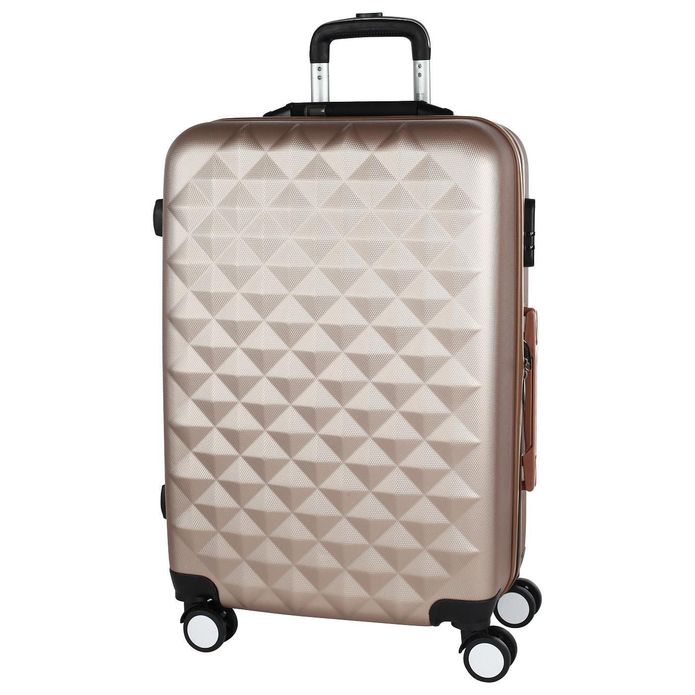Купить в Москвей женский чемодан