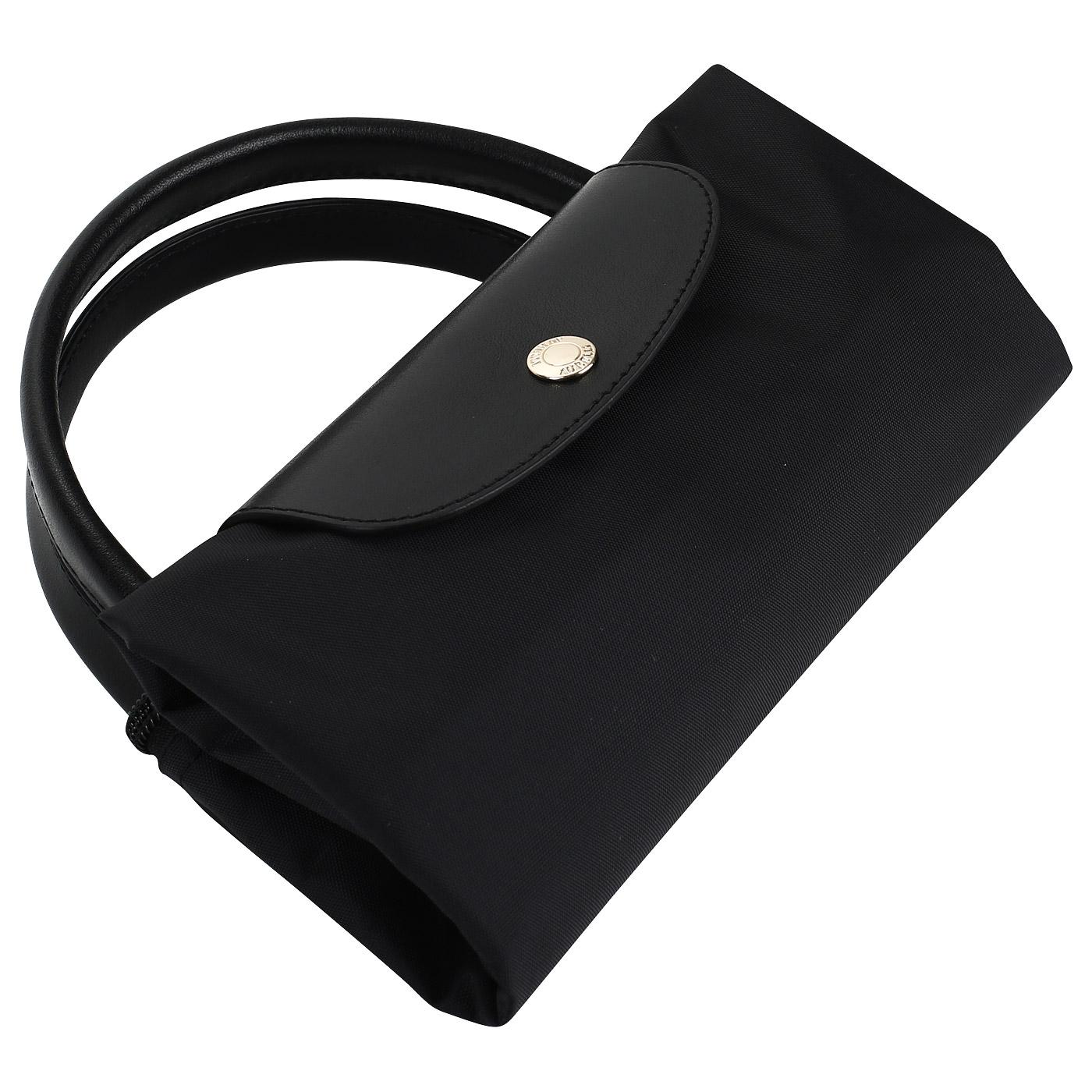594347a8ea3b Складная сумка-шоппер Aurelli S18006G_nero - 2000557856417 черный ...