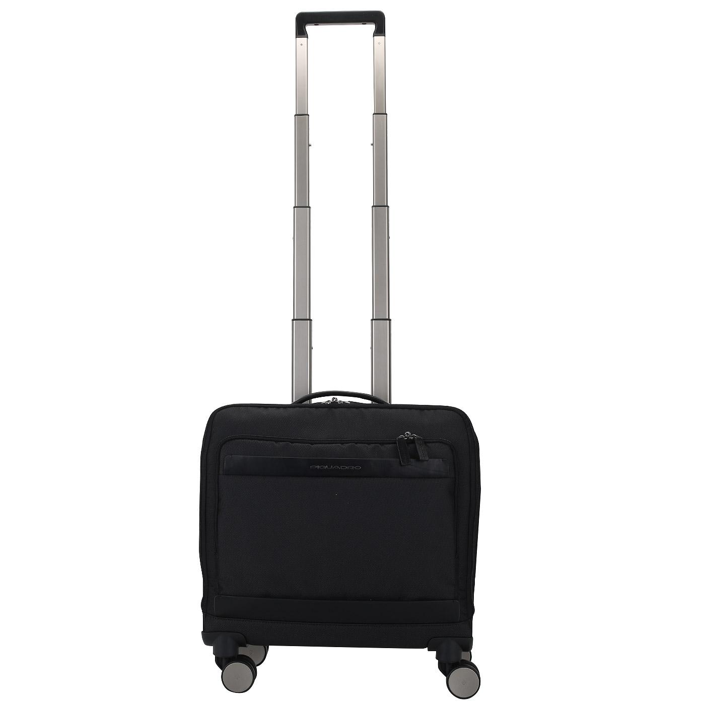 e18b2492e457 Дорожная сумка на колесах Piquadro Klout BV4626S100/N ...