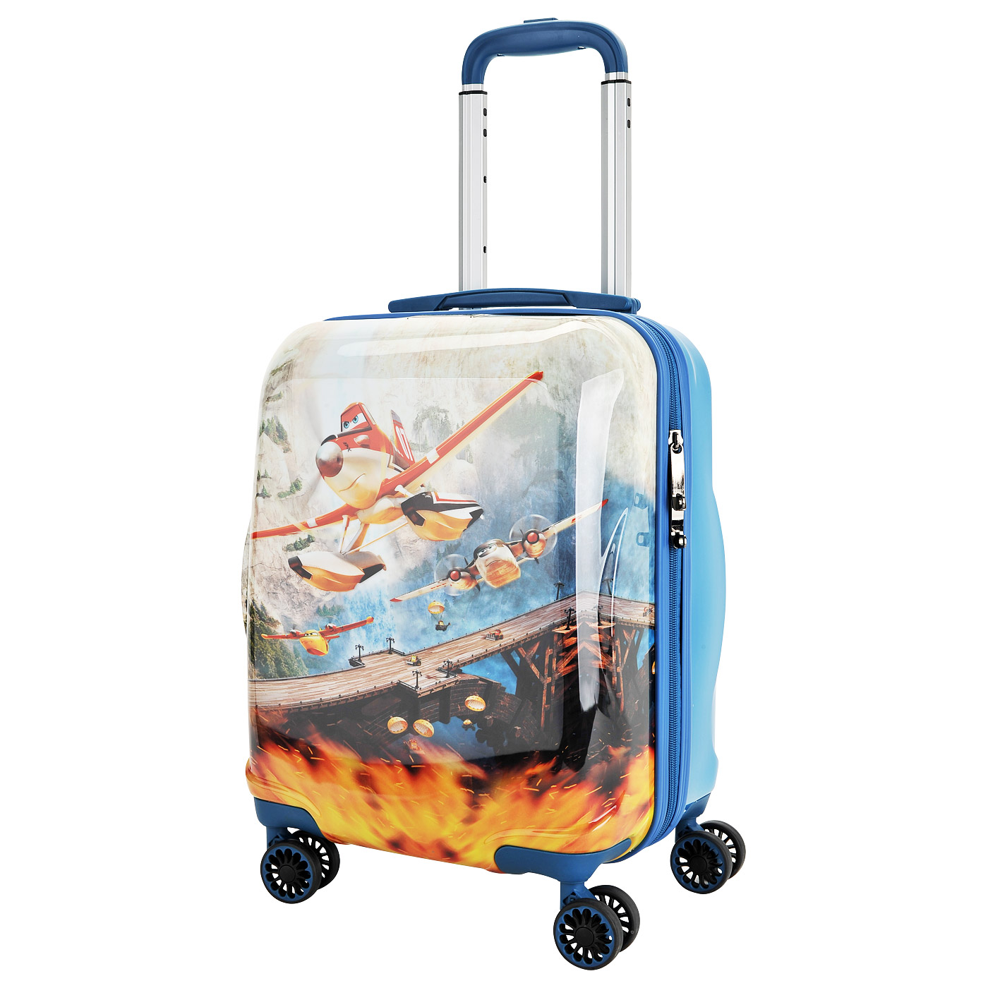 Купить детский чемодан на колесах интернет магазине