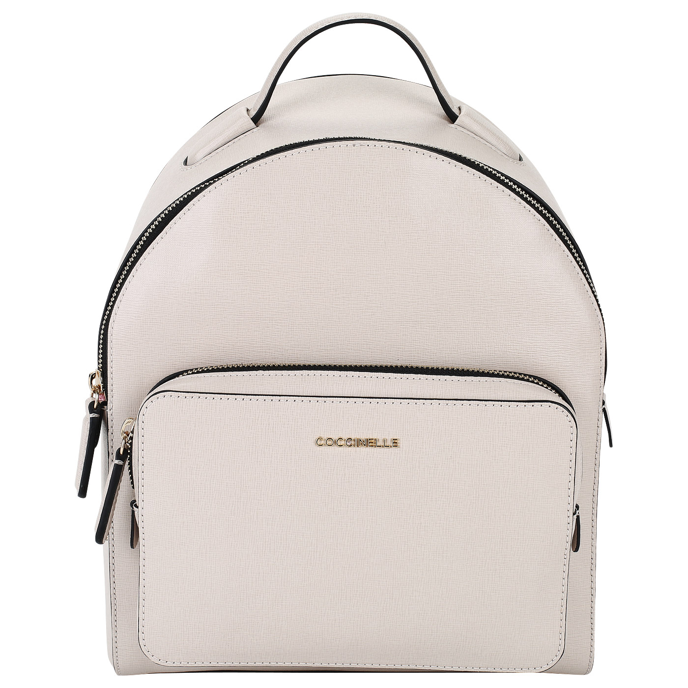Женский рюкзак на молнии Coccinelle Yamilet BF5 14 01 02 seashell ... 3e5145b7745