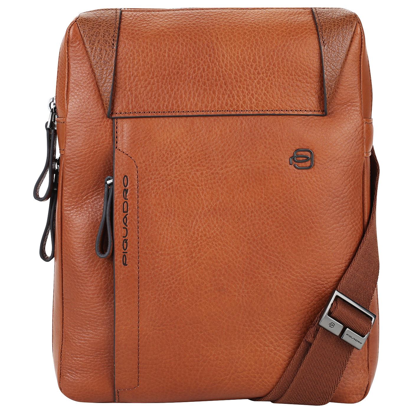 7f81c02d1e9b Мужская сумка-планшет из кожи Piquadro Pan CA4306S94/CU ...