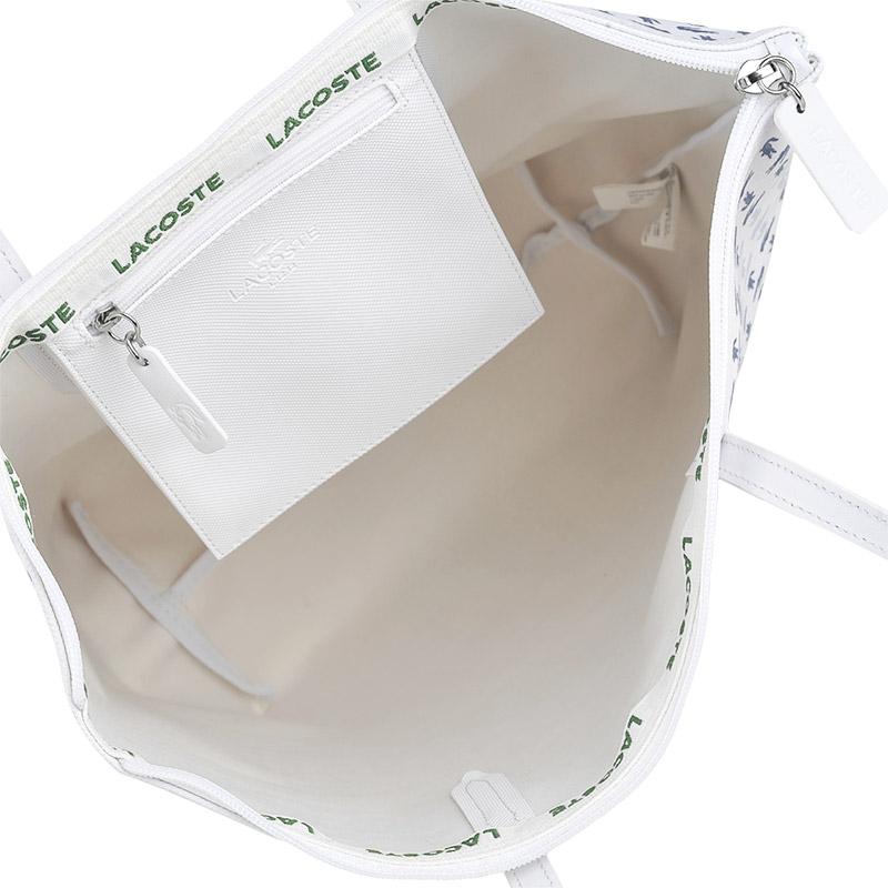2d5be9ceca72 Женская сумка через плечо Lacoste L.12.12 Concept Croc NF1268CX660 ...