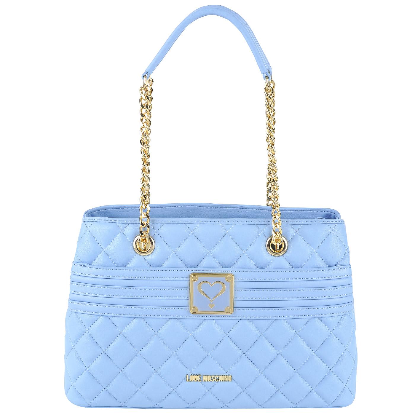 e1dee5acc1d4 Женская сумка Love Moschino Super Quilted Женская сумка Love Moschino Super  Quilted ...