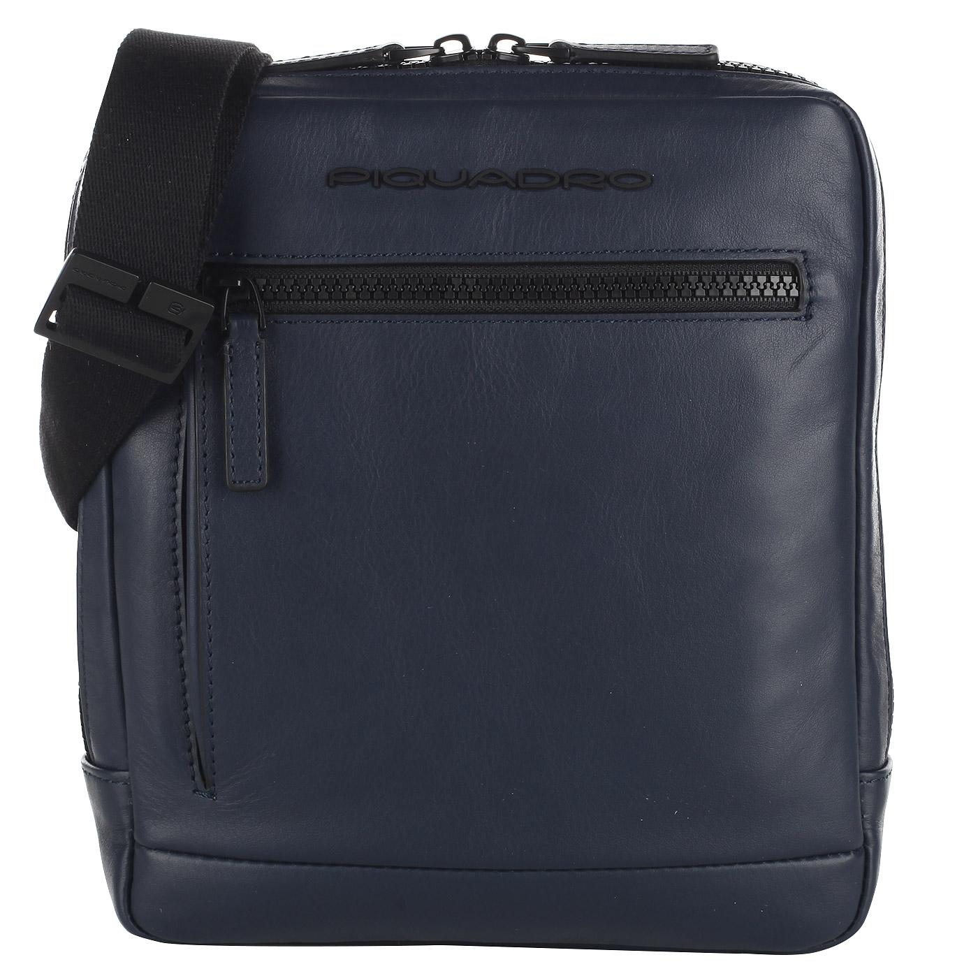 f1e2b684dc4d Мужская сумка-планшет через плечо Piquadro Setebos CA4265S96/BLU ...