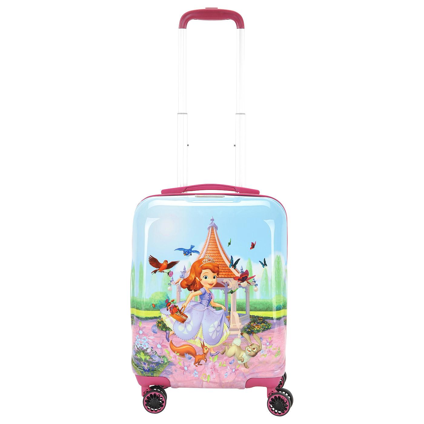 e32f686e1a6f Детский чемодан на колесах Sun Voyage Disney SV017-AC042-16 ...