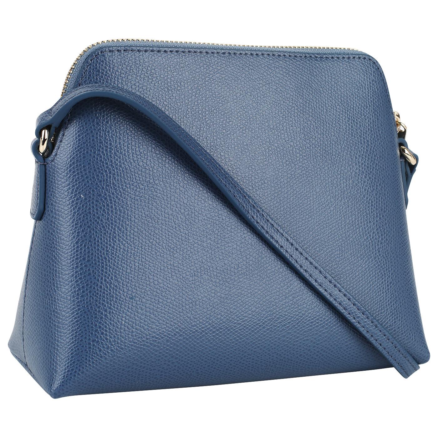 b13e99d40774 Кожаная сумочка с косметичкой Furla Boheme