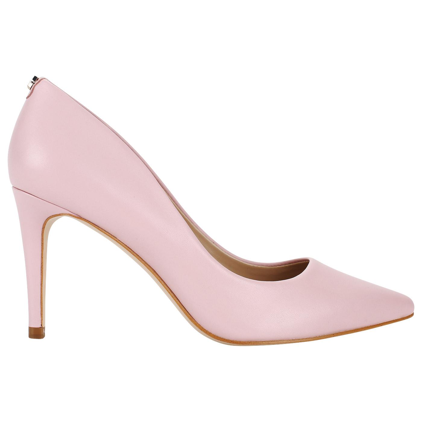 6e11b30e3 Женские туфли-лодочки Guess Bennie2 FLBNN1 LEA08_pink*39-i ...