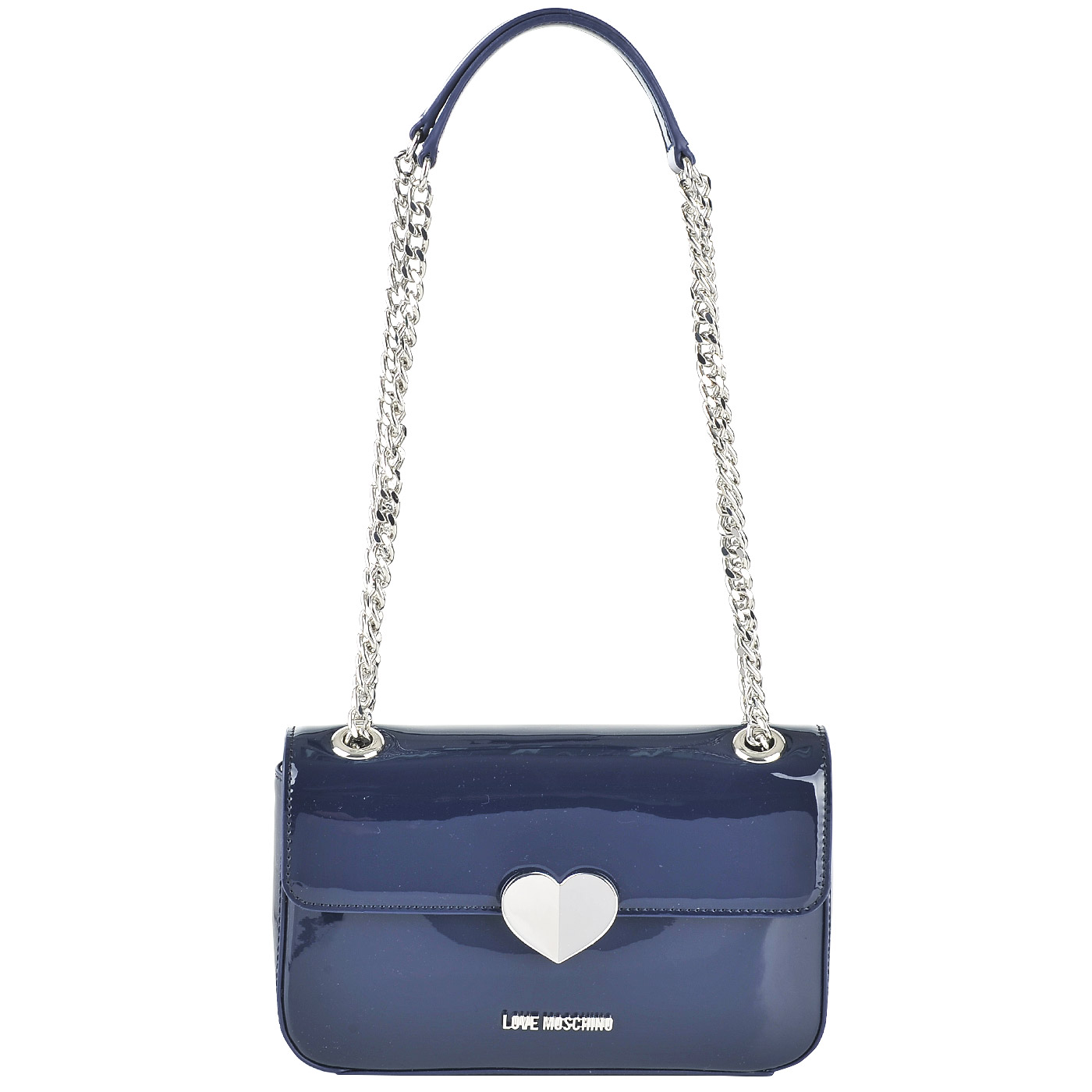 cc22cdda45a4 Женская сумка через плечо Love Moschino Cut heart JC4249PP03_751 ...