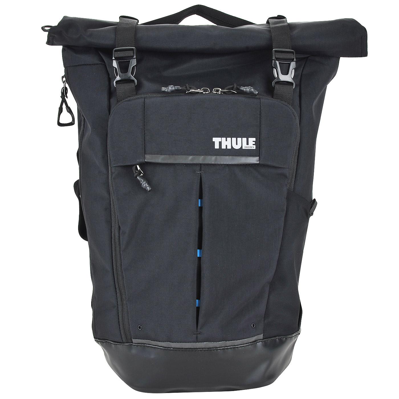 Тканевый дорожный рюкзак Thule Paramount 3202035 черный нейлон 31 x ... e4b0f623366
