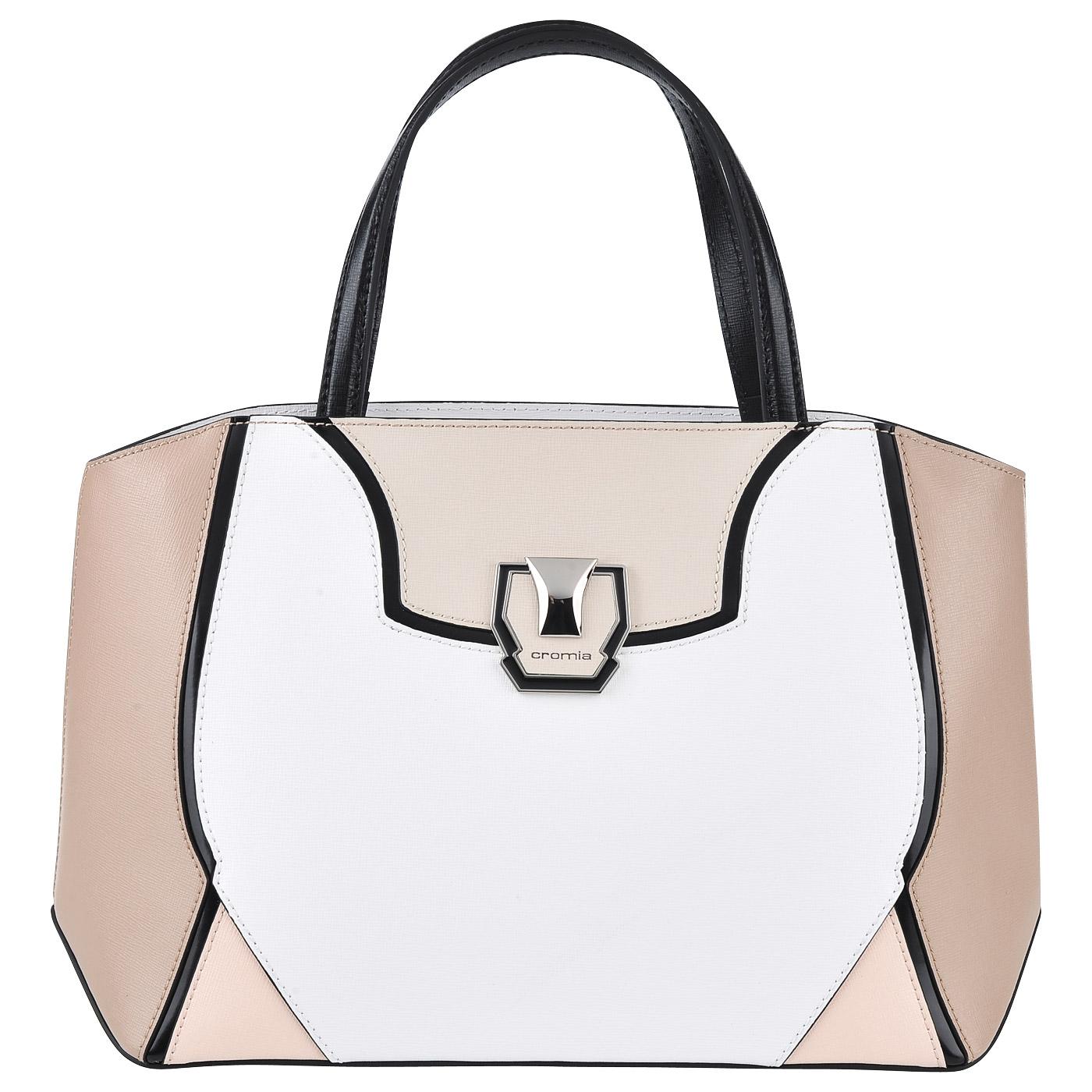 31df0658cee3 Женская кожаная сумка Cromia Lara Женская кожаная сумка Cromia Lara ...