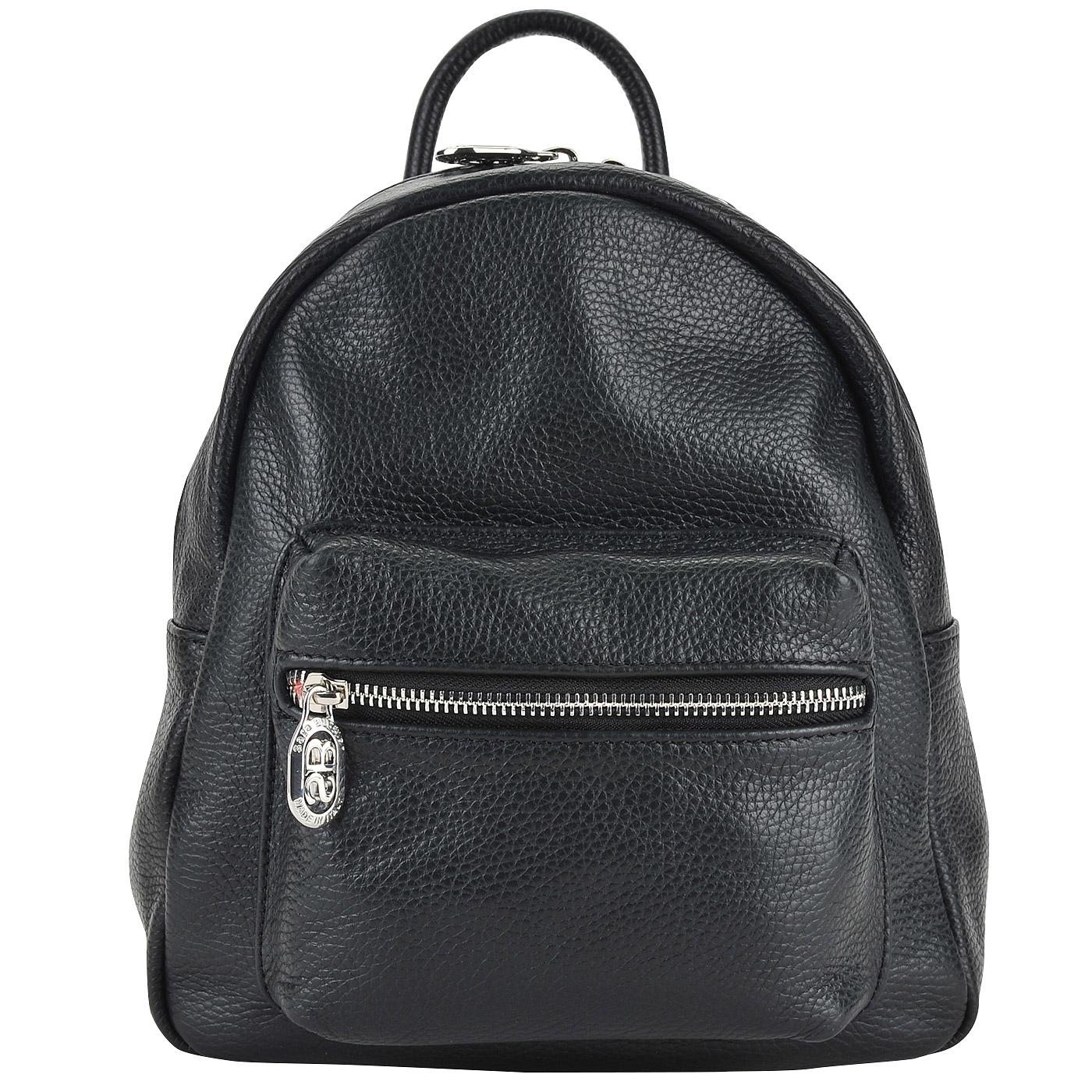 49fa2b9e18d2 ... Практичный женский рюкзак из натуральной кожи Sara Burglar Ariel Cervo  ...