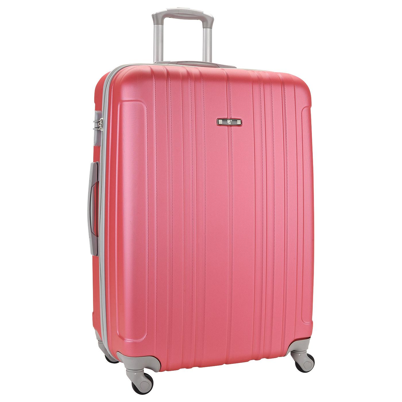 d8d1af08c4f9 Чемодан на колесах MyxBag MXB-pink-L-i розовый ABS-пластик 73 x 29 x ...