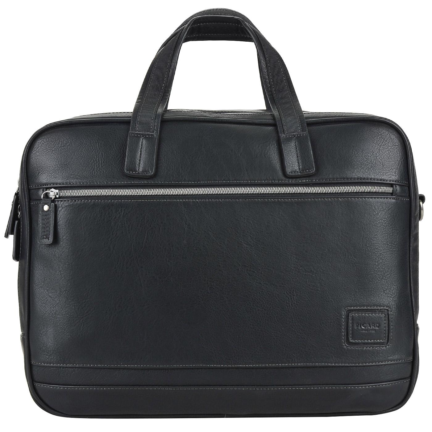 ac651598db97 Вместительная мужская сумка для ноутбука и документов Picard Breakers ...