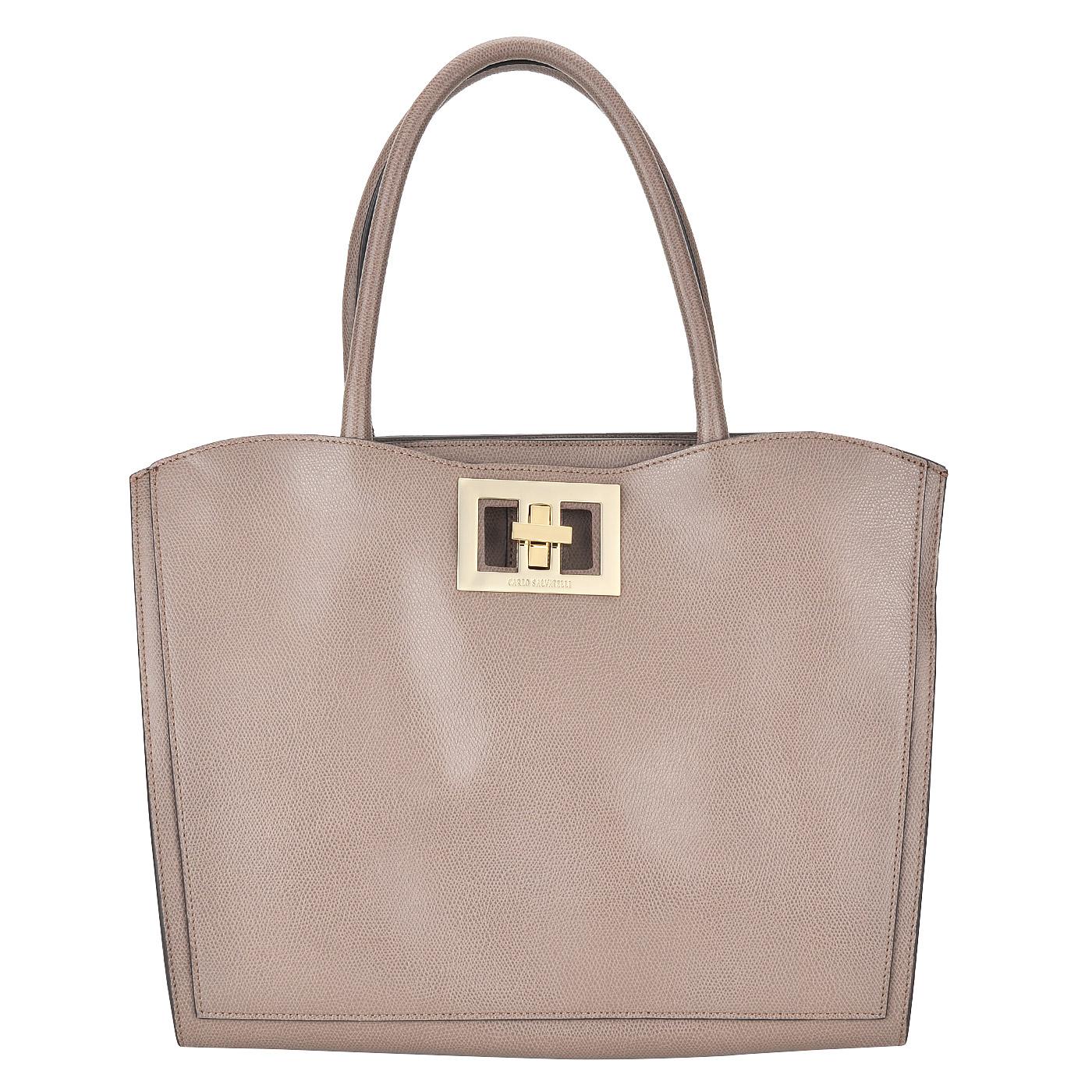 СумкаКлассические сумки<br>Закрывается на молнию. Внутри два кармана на молнии и кармашек для мелочей. Снаружи на передней стенке сумки карман.<br><br>count_sale: 0<br>new: 1<br>sale: 0