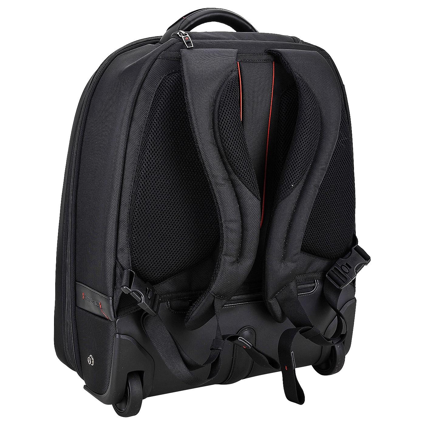 Рюкзак на колесах от Пан Чемодан
